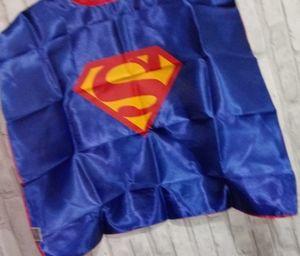 DC Comics Costumes - Superman kids dress up cape and mask